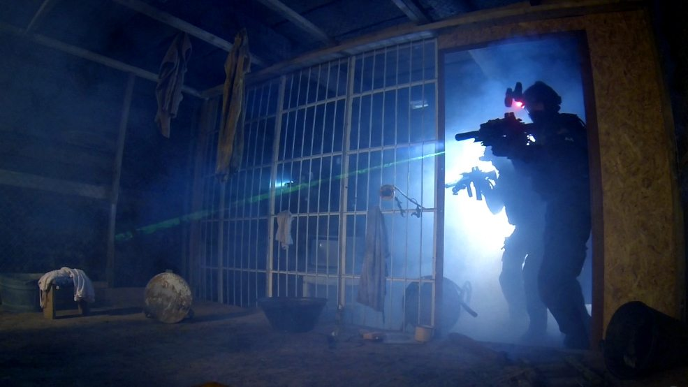 Martin Goeres, MG-Action, DEMONS, Dynamic Entry, Movie, Set, Stunt, Action Design