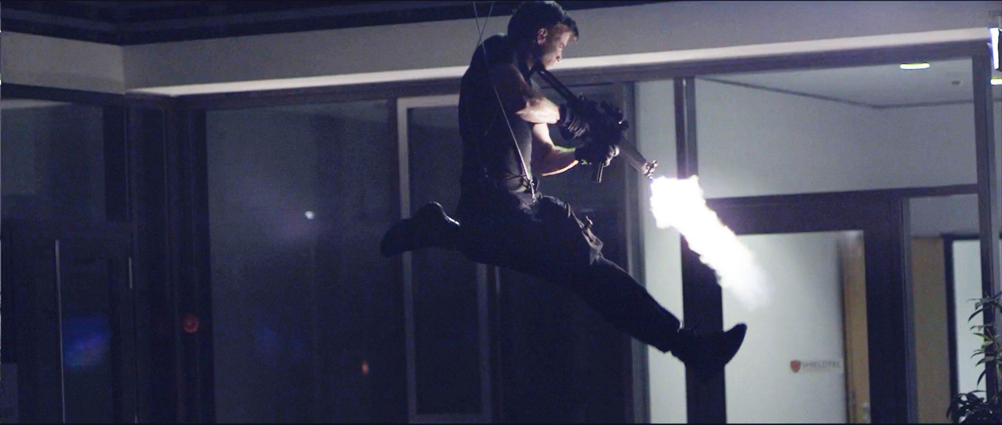 Martin Goeres, MG Action, Actor, Stuntperformer, rappeling, abseilen, action, Movie, film, stunt