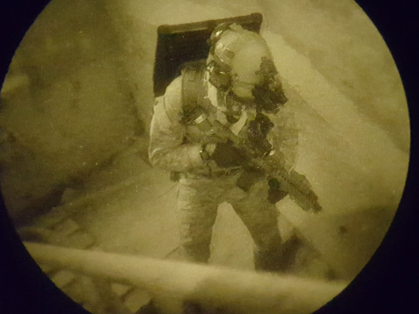 MG Action, Special Forces, FBI HRT, NVG, Night Vision Gen3+, Amberfilter