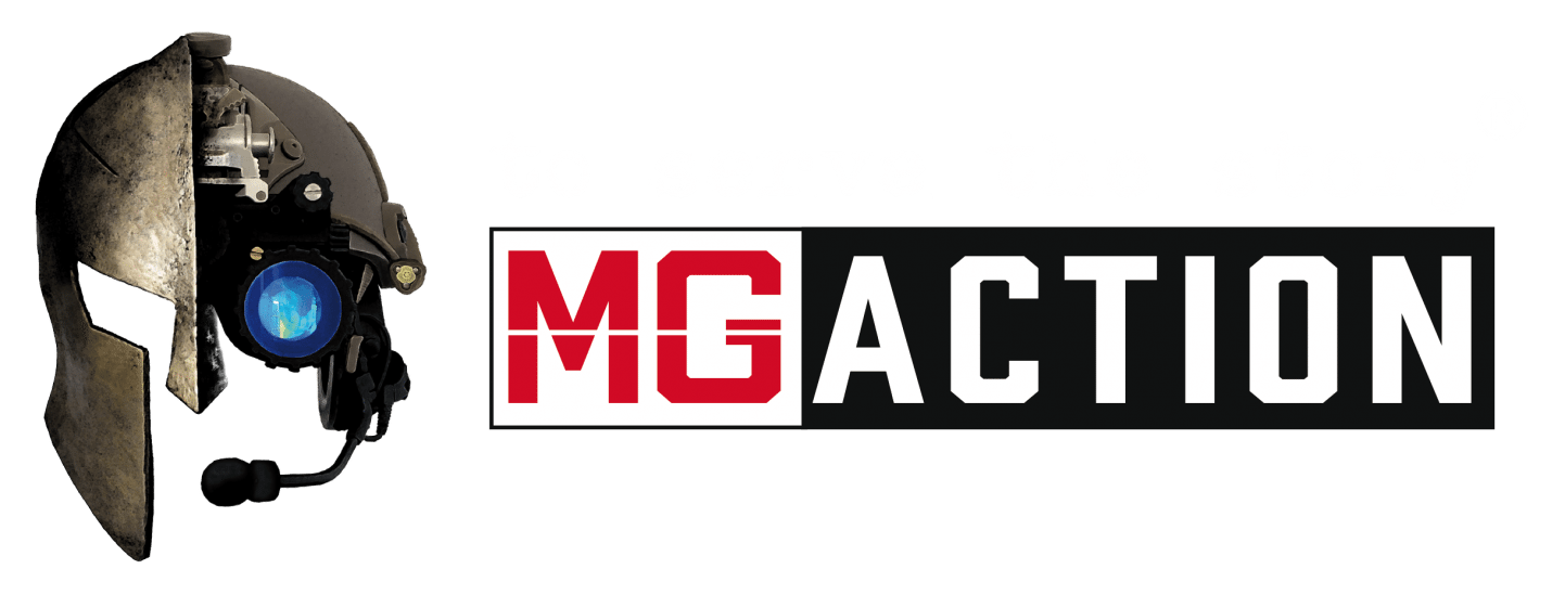 MG Action Logo, to serve the story, Martin Goeres