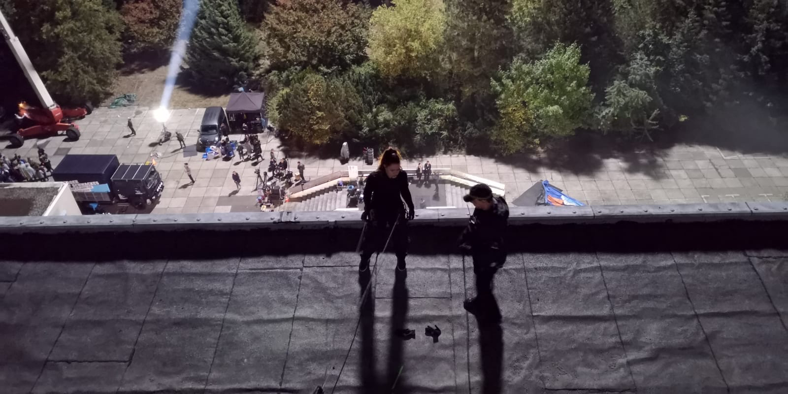 MG ACTION, Action Team, Stunt Rigging, Abseilen, Stunt Deutschland, Stuntteam, Crewsafety
