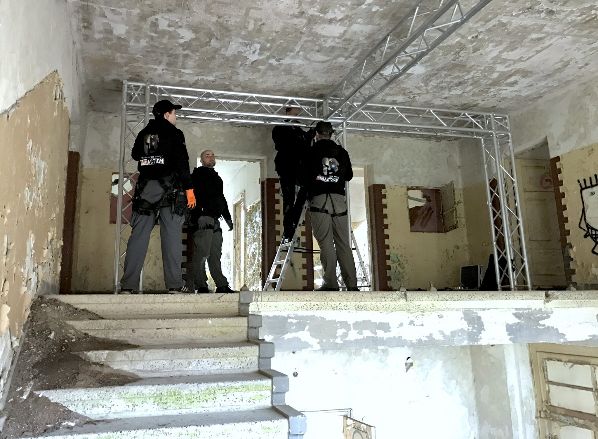 MG ACtion, Stunt Rigging Deutschland, Wirework, Stunt team deutschland